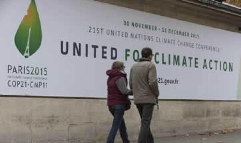 El Banco Mundial lanzó el proyecto durante la Cumbre de París, donde casi 200 países negocian sobre el cambio climático. (Foto: Reuters)