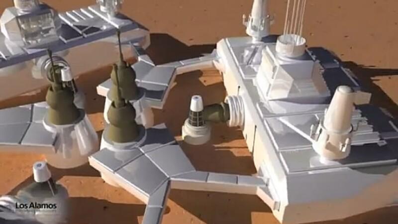 nave espacial espacio spaceship