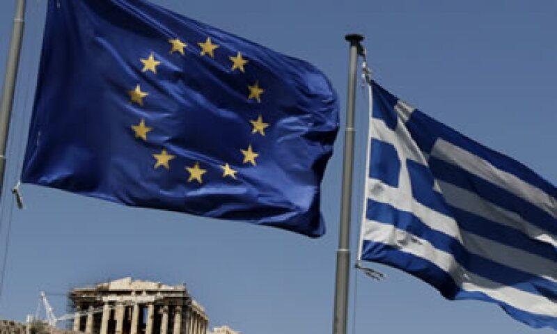 Especialistas afirman que la UE podría administrar casi sin problemas el abandono de uno de sus miembros. (Foto: AP)
