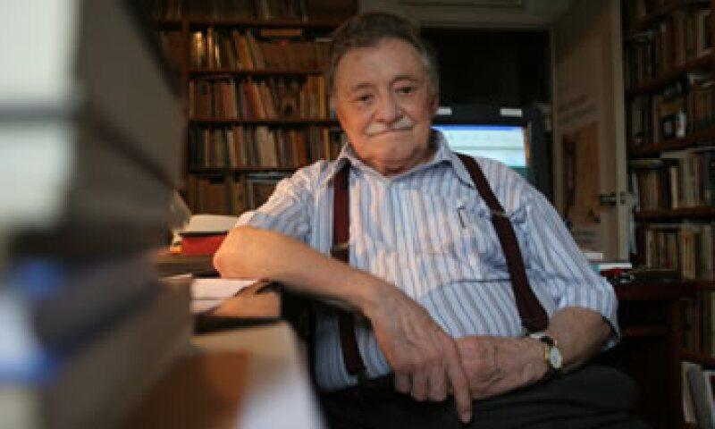 Mario Benedetti fue un prolífico escritor durante más de 6 décadas. (Foto: AFP)