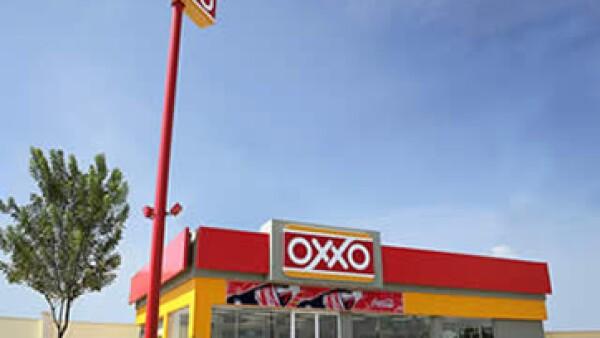 Oxxo tienda