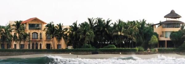 Sin duda su casa de Acapulco es la más conocida de todas.