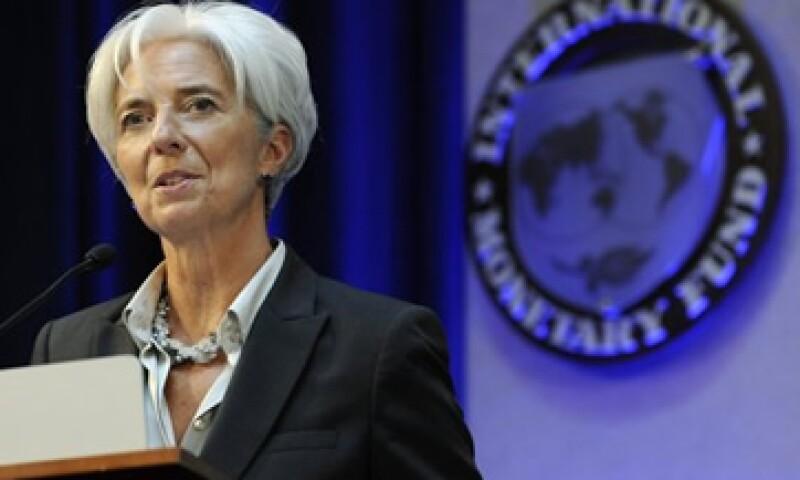 Christine Lagarde, la directora gerente del FMI, dijo que los países endeudados deben hacer un plan creíble de mediano plazo para reducir sus deudas. (Foto: Reuters)