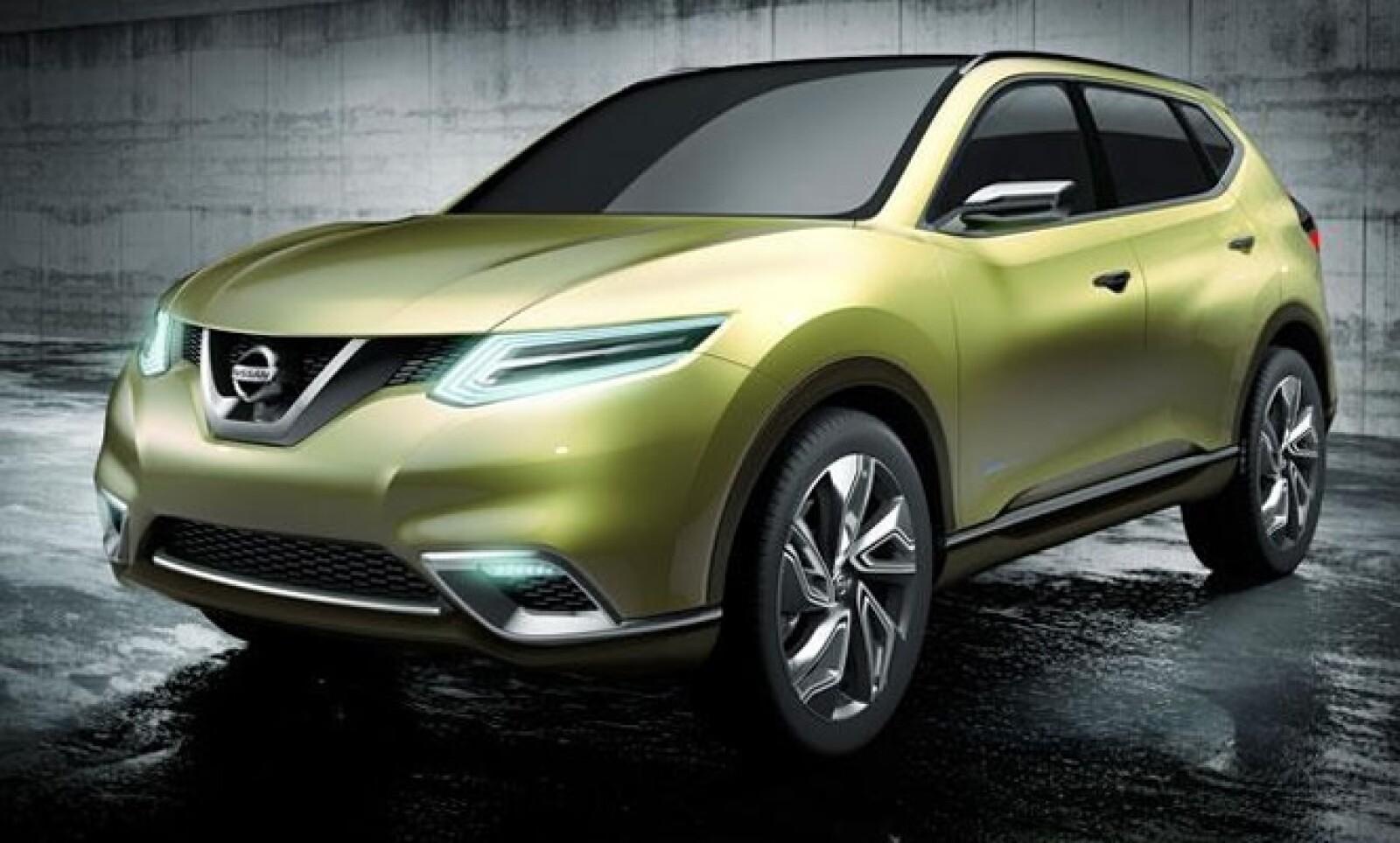 La casa japonesa se despachó con un prototipo de un SUV en el reciente AutoShow de Ginebra.