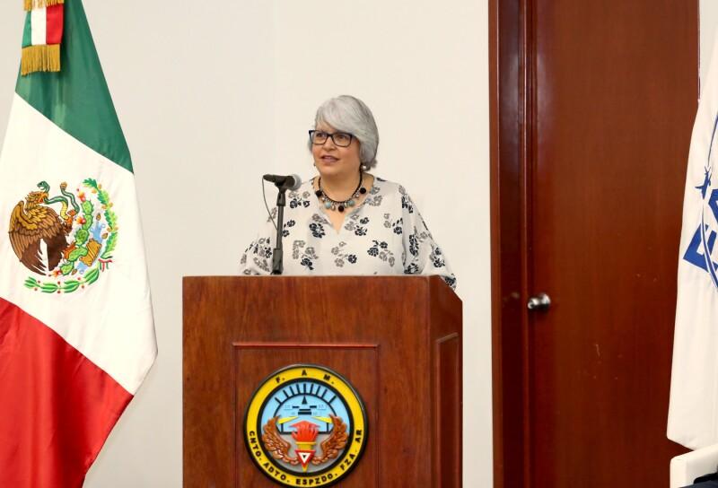 Graciela Márquez Famex Santa Lucía