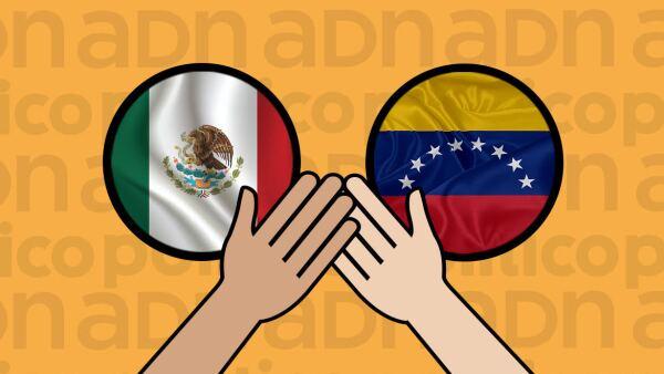 Relación bilateral México-Venezuela