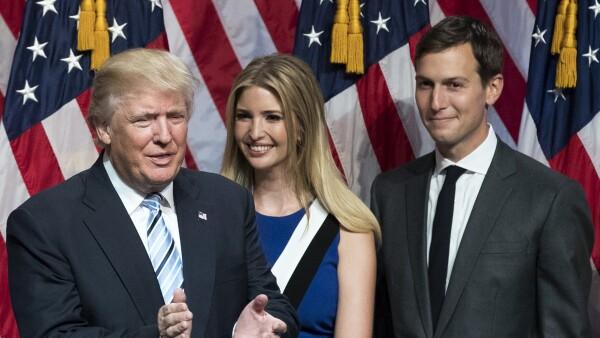 El poder detrás de Trump