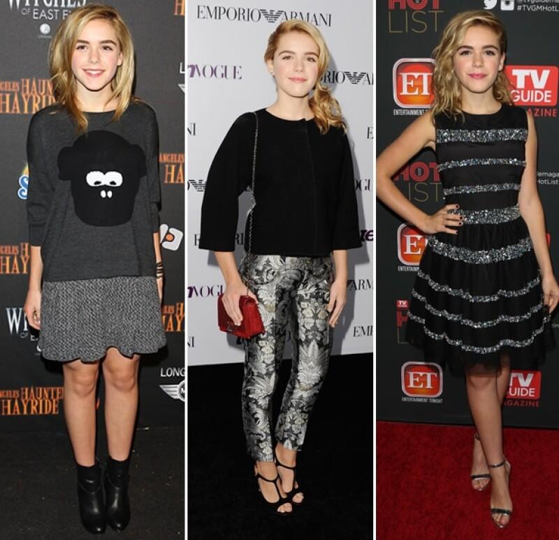 Tres guapas teens se imponen como las nuevas `fashion icons´ a seguir. Fanáticas de la moda, adoradas por los diseñadores y con un estilo impecable, no hay que quitarles el ojo de encima.