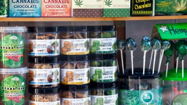 productos de cannabis
