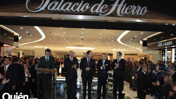 Carlos Salcido,José María Blanco,Eruviel Ávila,Alberto Baillères,Alfredo del Mazo