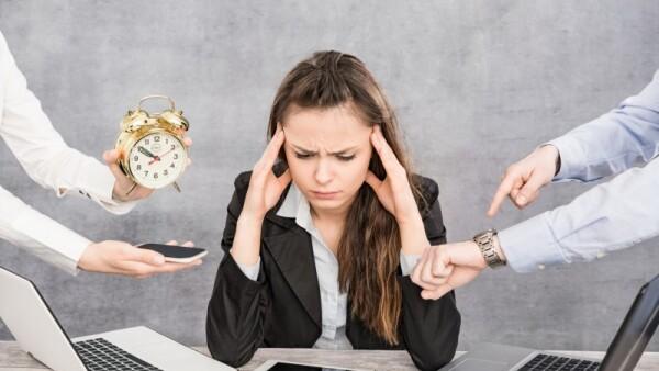 Estrés laboral - estrés en el trabajo - estrés