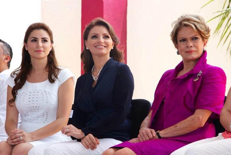 En su cumpleaños número 44 y a siete meses de que comenzara el sexenio del presidente Enrique Peña Nieto, un recuento de lo que hemos visto de la ex actriz en un papel que no le conocíamos.
