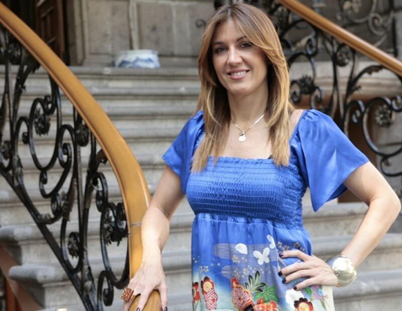 Desirée Navarro presenta durante media hora lo mejor del diseño mexicano.
