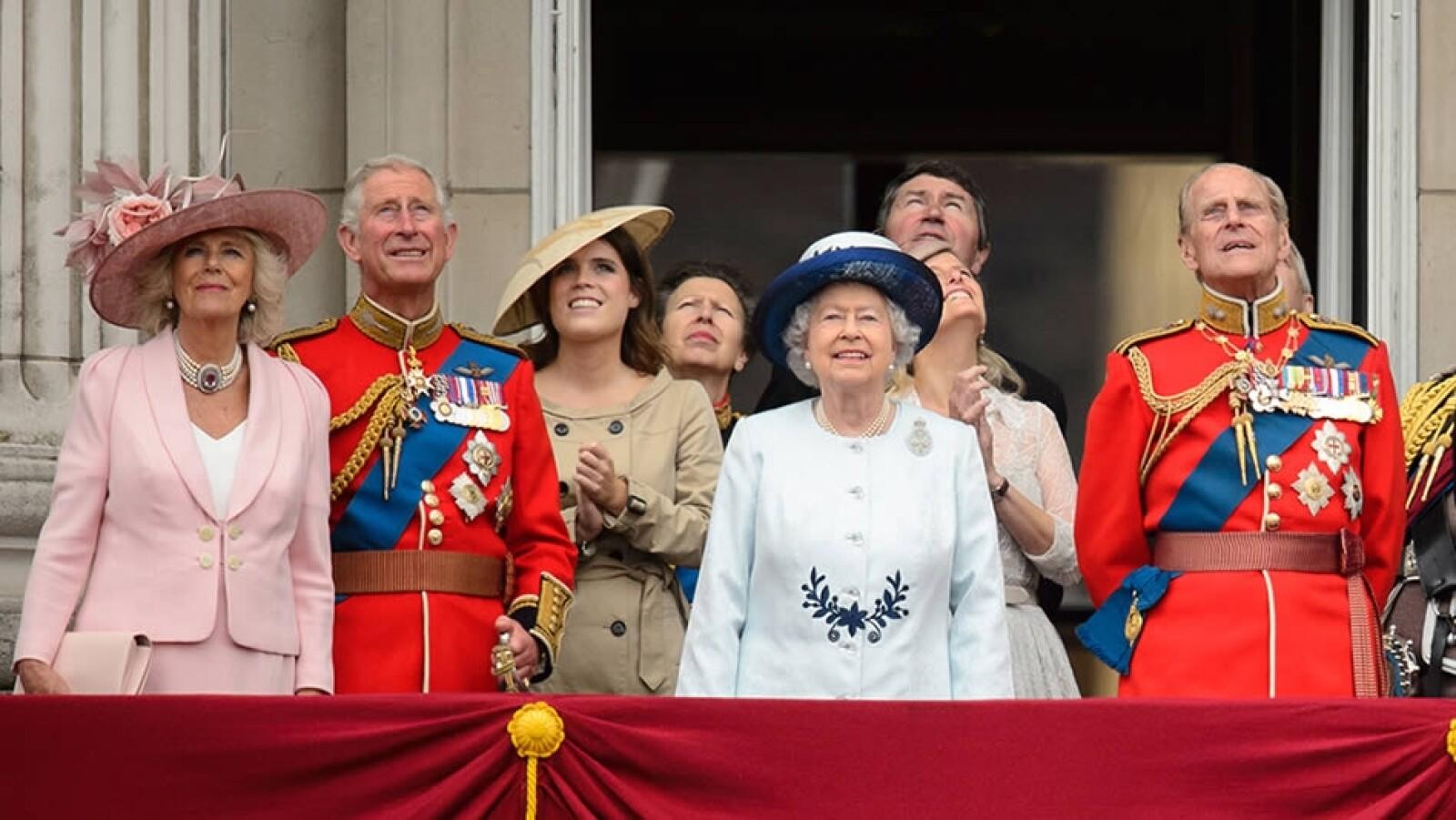 monarquía de reino unido