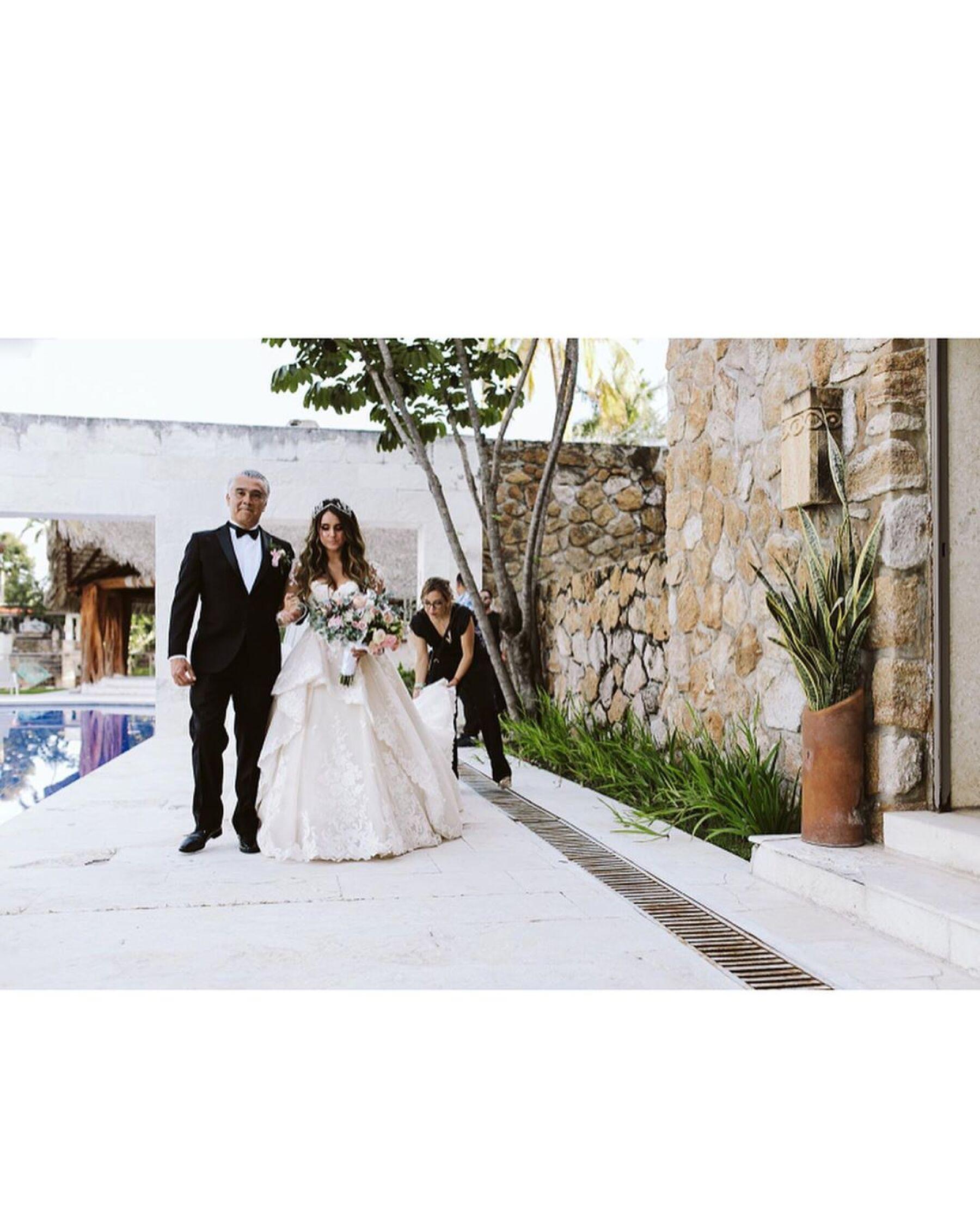 Fernando Espinoza y Dulce María