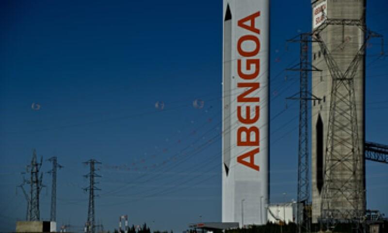 Abengoa actualmente cuenta con más de 70 proyectos en una veintena de países. (Foto: AFP)