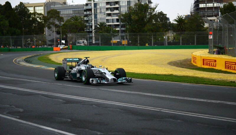 F1 Auto Racing in Australia