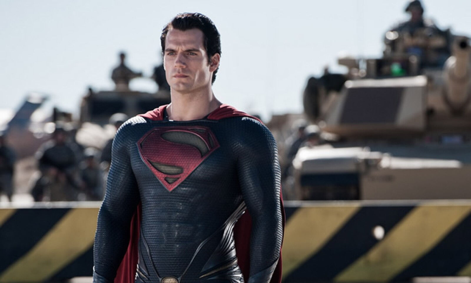 """""""El Hombre de Acero"""" es dirigida por Zack Snyder y producida por Christopher Nolan."""