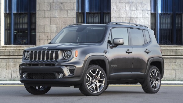 2019 Jeep® Renegade Limited