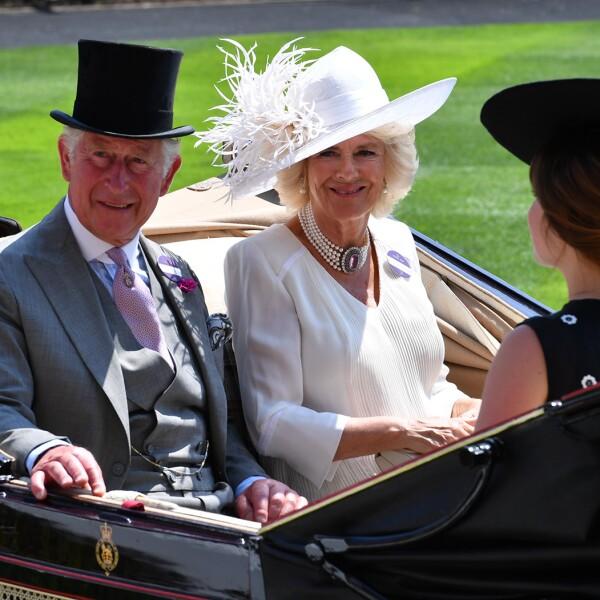 Príncipe Carlos y Camilla, Duquesa de Cornwall