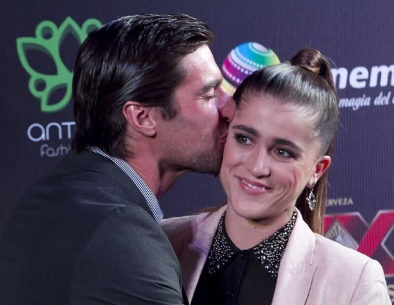 El actor, ex pareja de Cecilia Suárez, aseguró que está feliz con su novia Cassandra, con quien lleva once meses y le gustaría tener un hijo con ella.