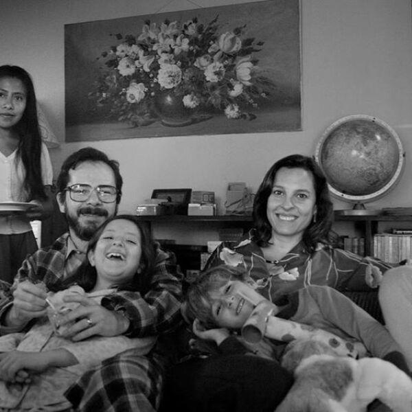 La familia del doctor Antonio