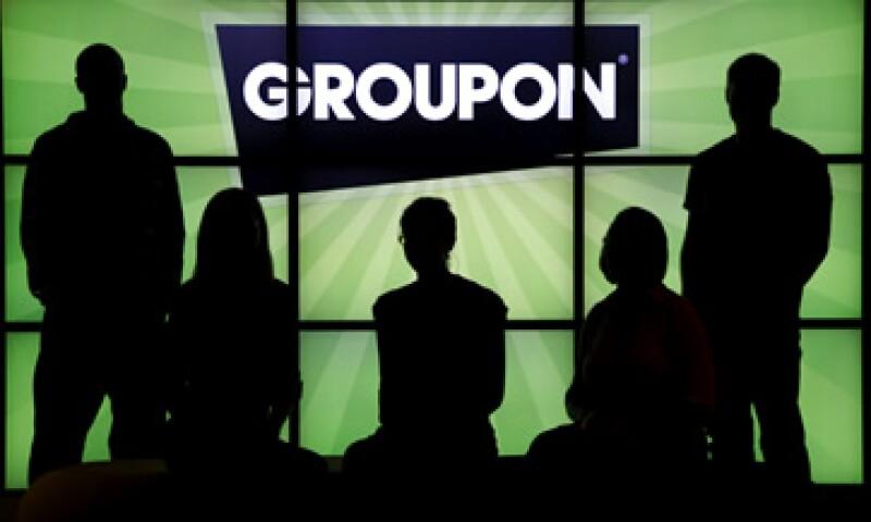 Los ingresos del negocio internacional de Groupon bajaron 4% en el segundo trimestre. (Foto: AP)