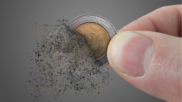 A partir de diciembre, el salario mínimo en México sube 8.32 pesos