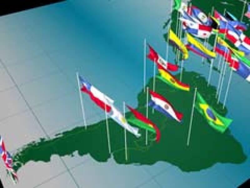 Las economías latinoamericanas caerán menos que las desarrolladas.  (Foto: Archivo)