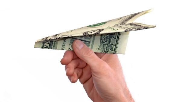 Throwing dollar economy.