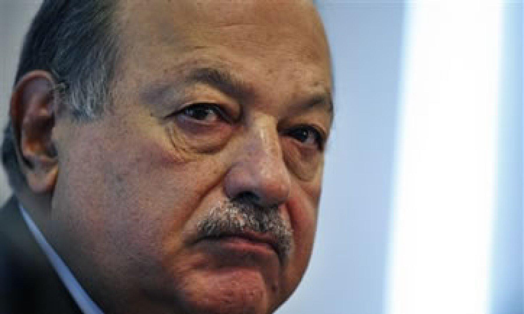 Carlos Slim Helú (Foto: AP)