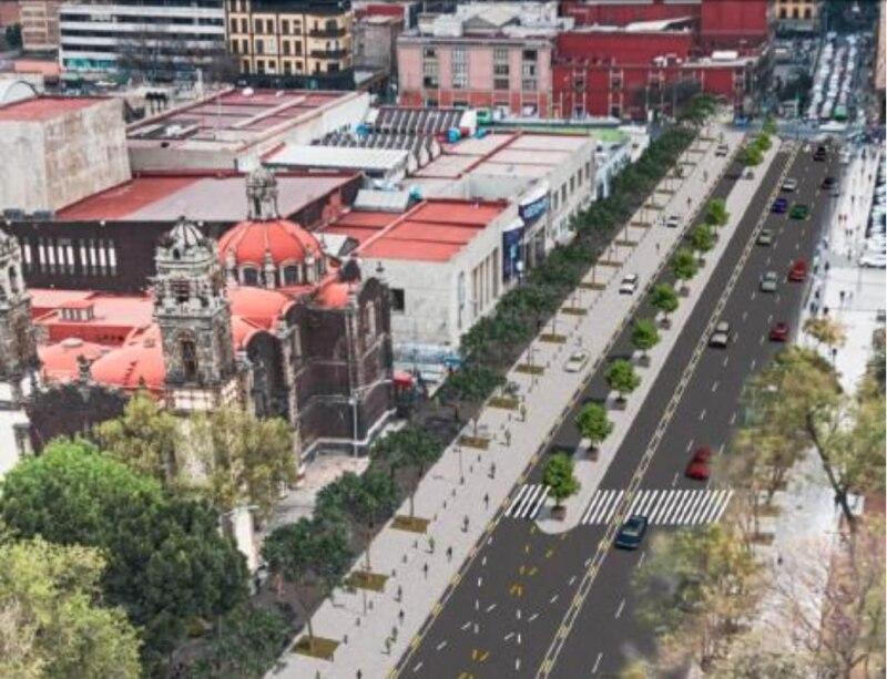 Avenida Hidalgo