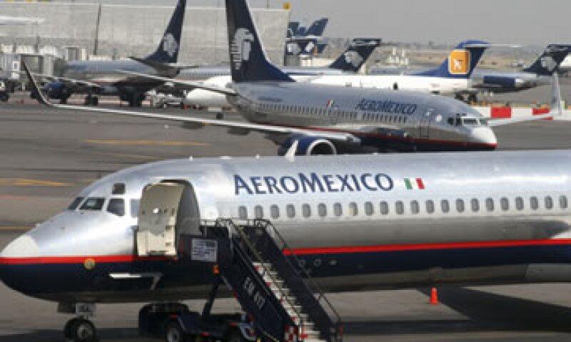 ASA trabaja con posibles fuentes de proveedores del aceite de jatropha, base del biocombustible usado en estos vuelos. (Foto: AP)