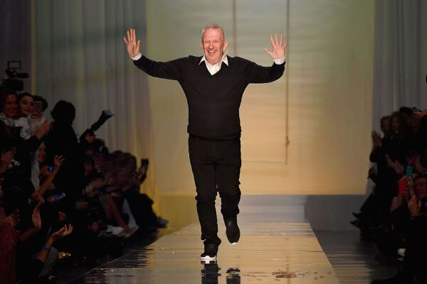 Jean Paul Gaultier : Runway - Paris Fashion Week - Haute Couture Spring Summer 2017