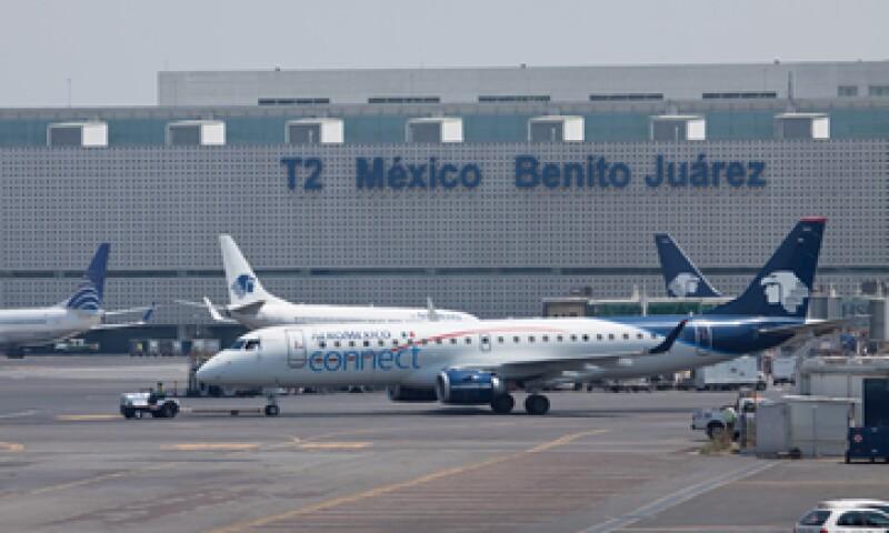 Este viernes, la SCT instó a Aeroméxico y a su sindicato a lograr un acuerdo para evitar el paro. (Foto: Cuartoscuro)