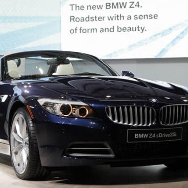 BMW ha logrado mantenerse en el agitado mercado enfocando sus esfuerzos en el desempeño y la diversión de autos como el Z4.