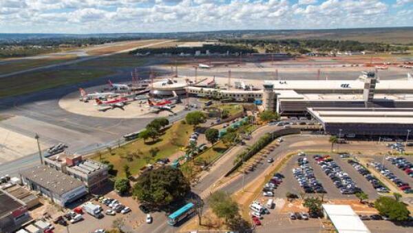 Aeropuerto Brasilia
