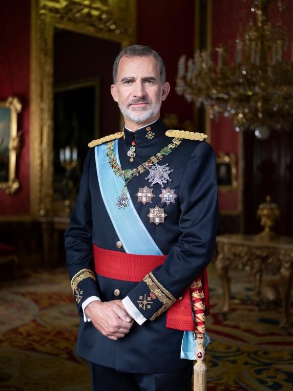 Rey Felipe VI de España
