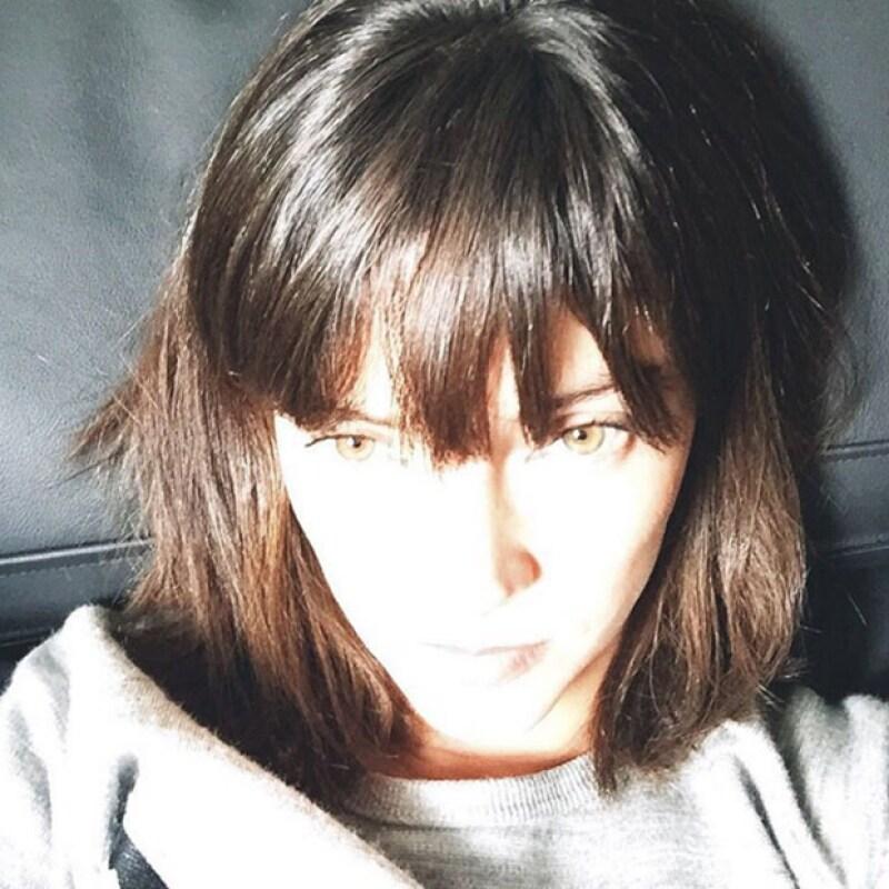 La actriz presumió en su perfil de Instagram su nuevo corte de pelo, luciendo completamente diferente a como la conocemos.