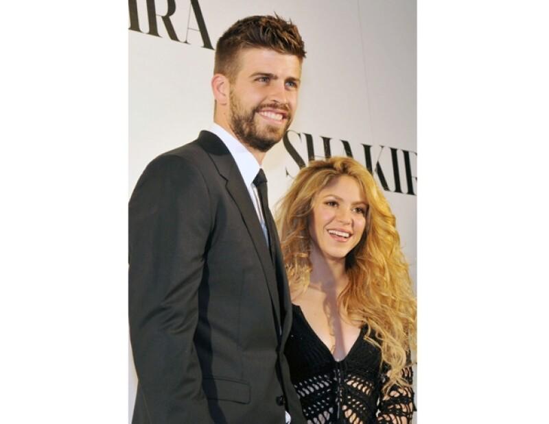 Shakira aseguró que llevaba mucho tiempo buscando la felicidad, la cual la encontró junto a Piqué.