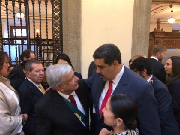AMLO_Maduro