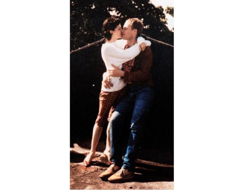 Dan Gilroy fue el primer amor de Madonna.