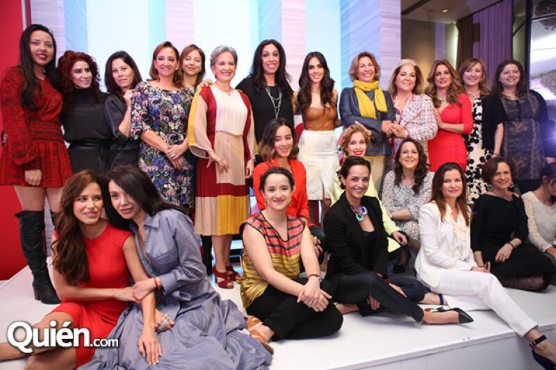 Las 31 mujeres que más amamos celebraron el empoderamiento femenino en la comida de #31MujeresQuién. La periodista dejó a todos impactados con su discurso.