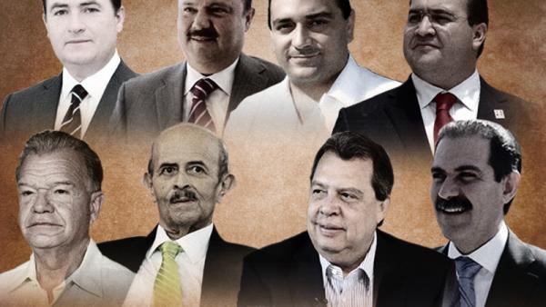 Gobernadores en la mira