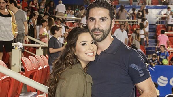 La actriz y Pepe Bastón se casarán este fin de semana, pero ella se encuentra en este momento en Puerto Vallarta, donde seguro disfruta de sus últimos días como soltera.