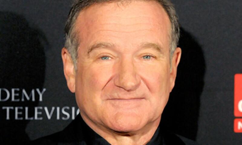 Robin Williams nunca cobró por su participación en eventos o actividades benéficas en un hospital.  (Foto tomada de cnnmoney.com)
