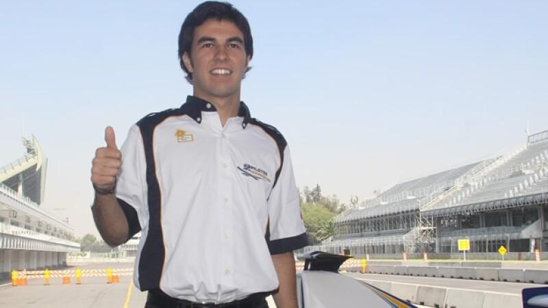 El piloto mexicano Sergio ?Checo? Pérez se vio envuelto en una polémica por declaraciones respecto a una compañera de profesión