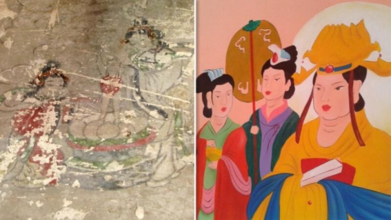 Chaoyang restauración