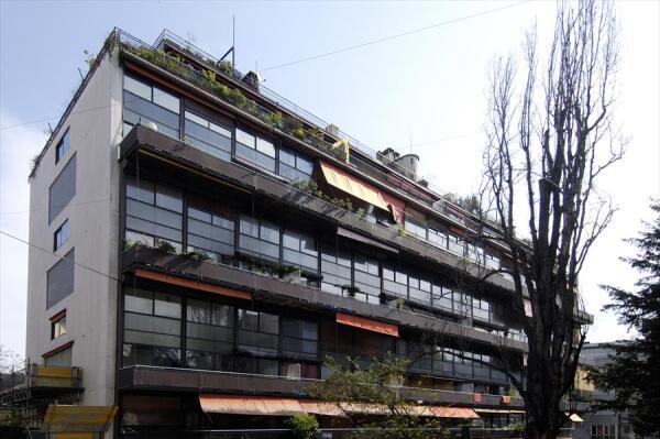 Immeuble Clarté - Ginebra - Corbusier