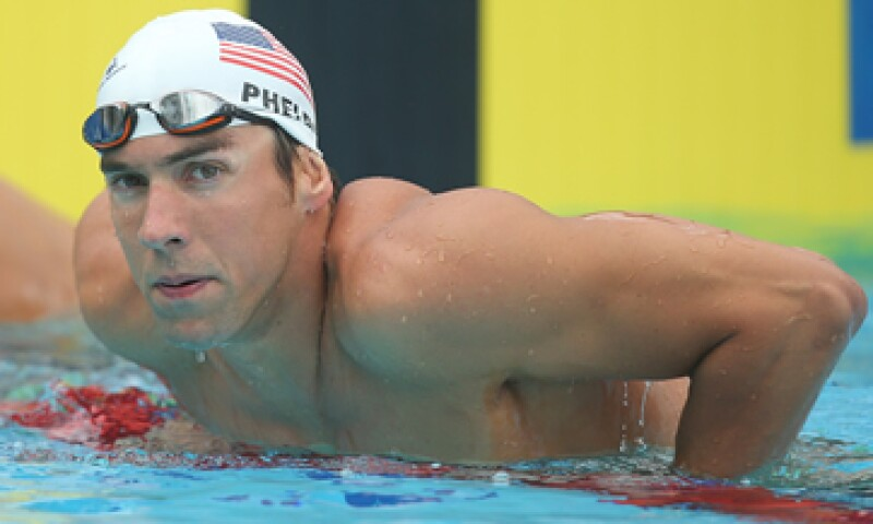 Michael Phelps fue incapaz de realizar satisfactoriamente las pruebas de alcoholemia, dijo la autoridad. (Foto: Getty Images)